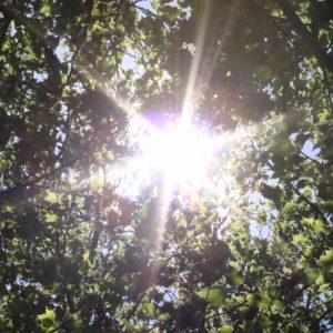 Sole luminoso